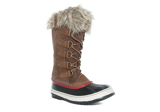 Womens Sorel Joan of Arctic Boot Umber
