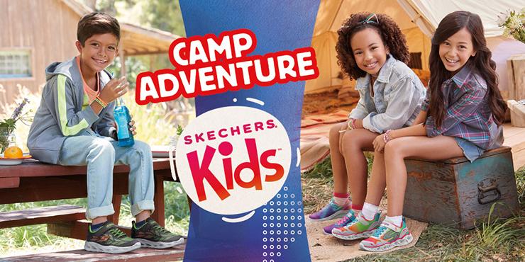 Skechers Kids Shoes Skechers skor för barn  Skechers Footwear for Children