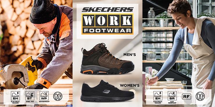 skechers to work