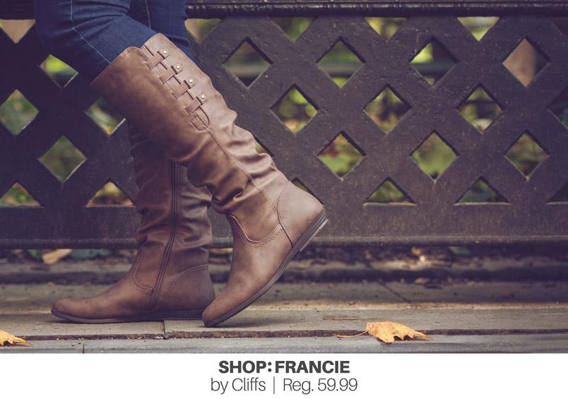 SHOP: FRANCIE by cliffs | Reg. 59.99