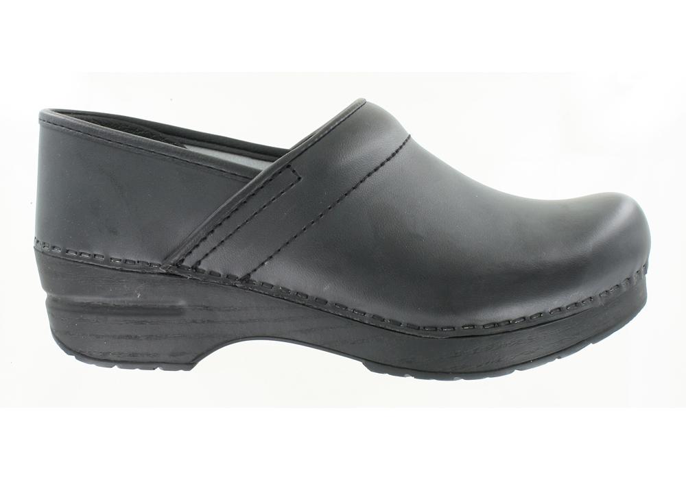 827e1a15ddc1 Womens Dansko Professional Slip On Black Box in Black