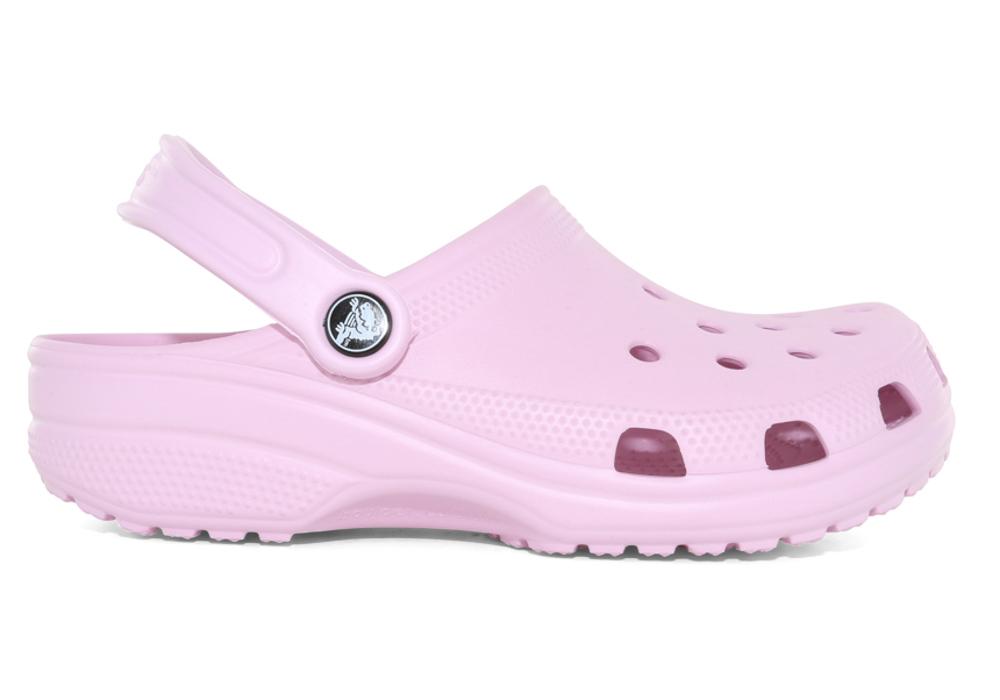 2e6646c25f78 Crocs   Womens Crocs Classic Clog Ballerina Pink