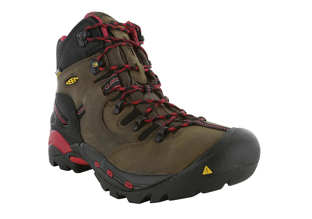 Mens Keen Utility Steel Toe Waterproof Pittsburgh Hiker