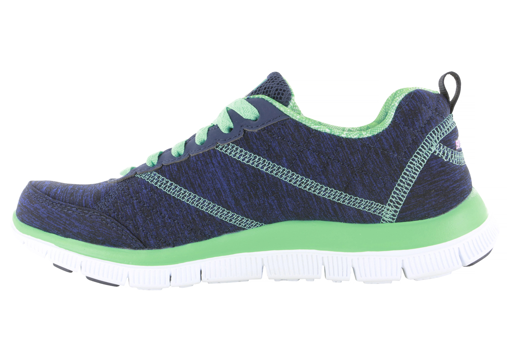 womens navy skechers for sale > OFF49% Discounts