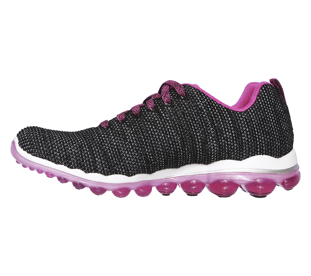 424f6cbc3acc Womens Skechers Skech-Air 2.0 Next Chapter Black Pink in Black