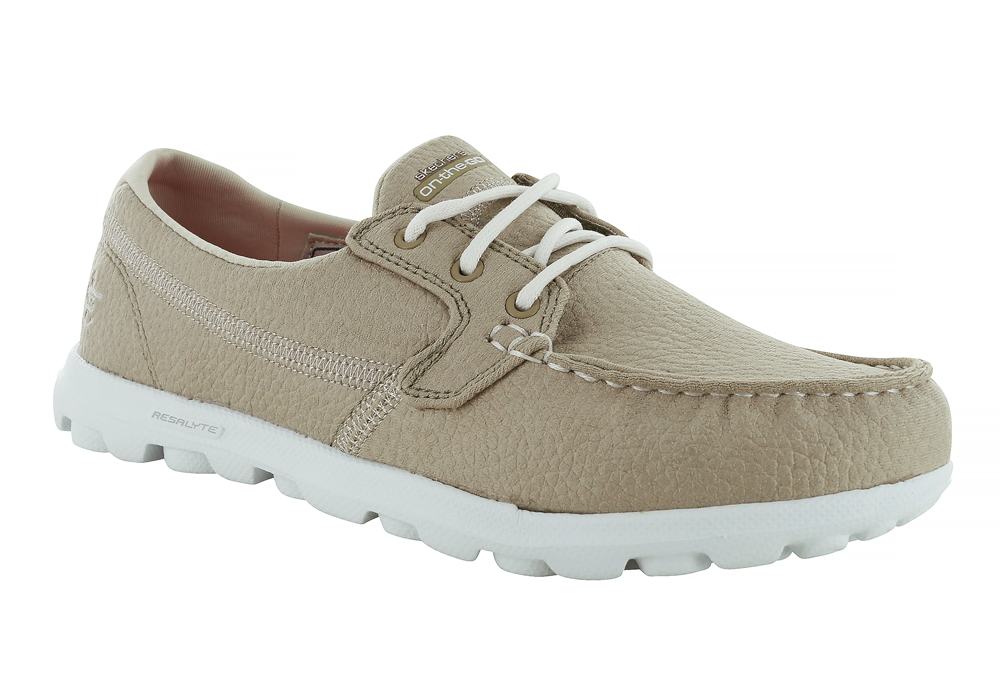 Skechers On The Go Cruise Ladies Boat Shoes