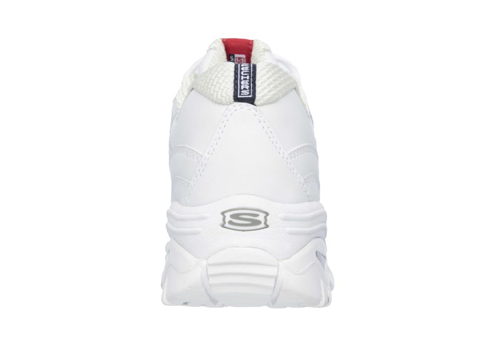 a784be8b Womens Skechers Sport Energy Millennium White in White