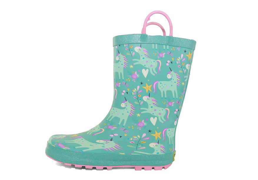 Girls Western Chief Unicorn Rain Boot