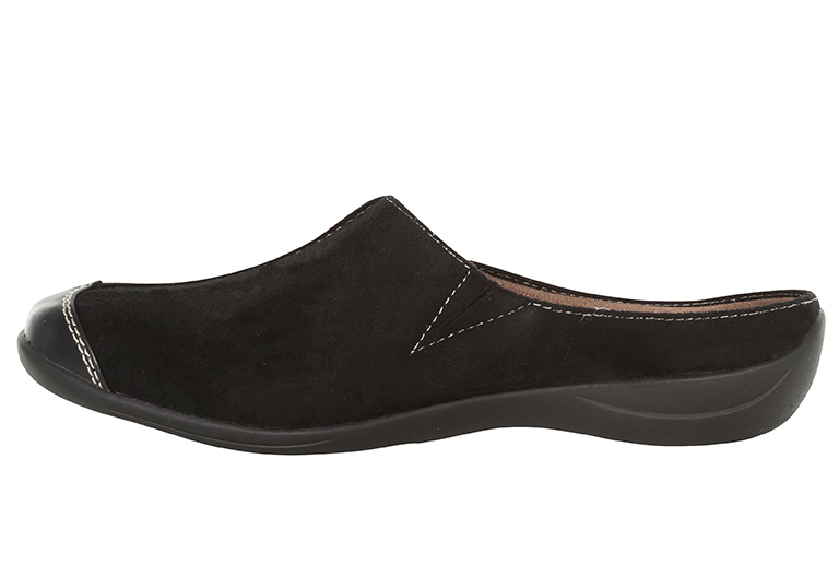 Womens Natural Soul By Naturalizer Fanner Clog Black