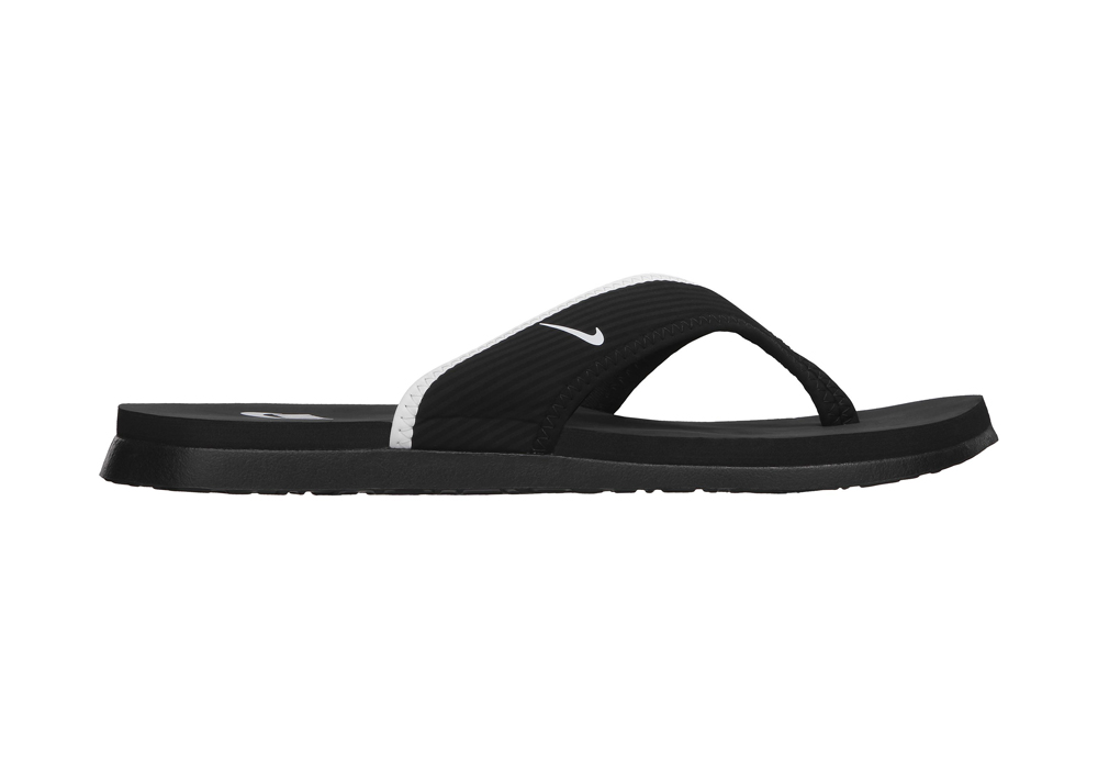 34a32537fc61 Womens Nike Celso Thong Plus Black in Black