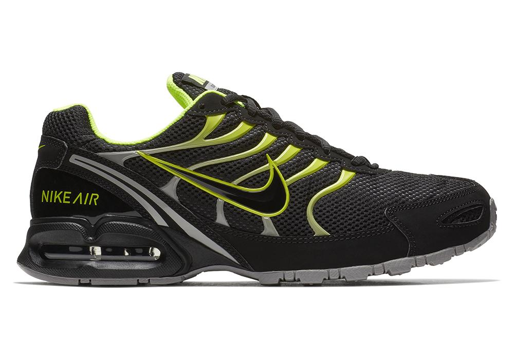 Mens Nike Air Max Torch 4 Runner Black Green