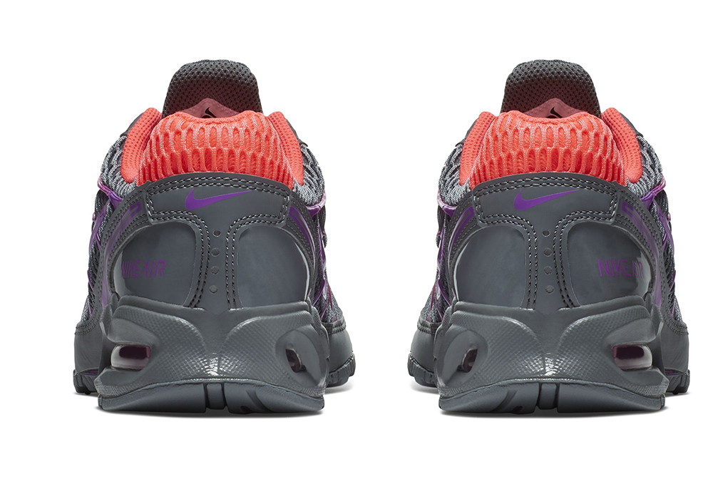 4bbee9d96a ... australia womens nike air max torch 4 runner gray purple pink in gray  d7966 cd0c9