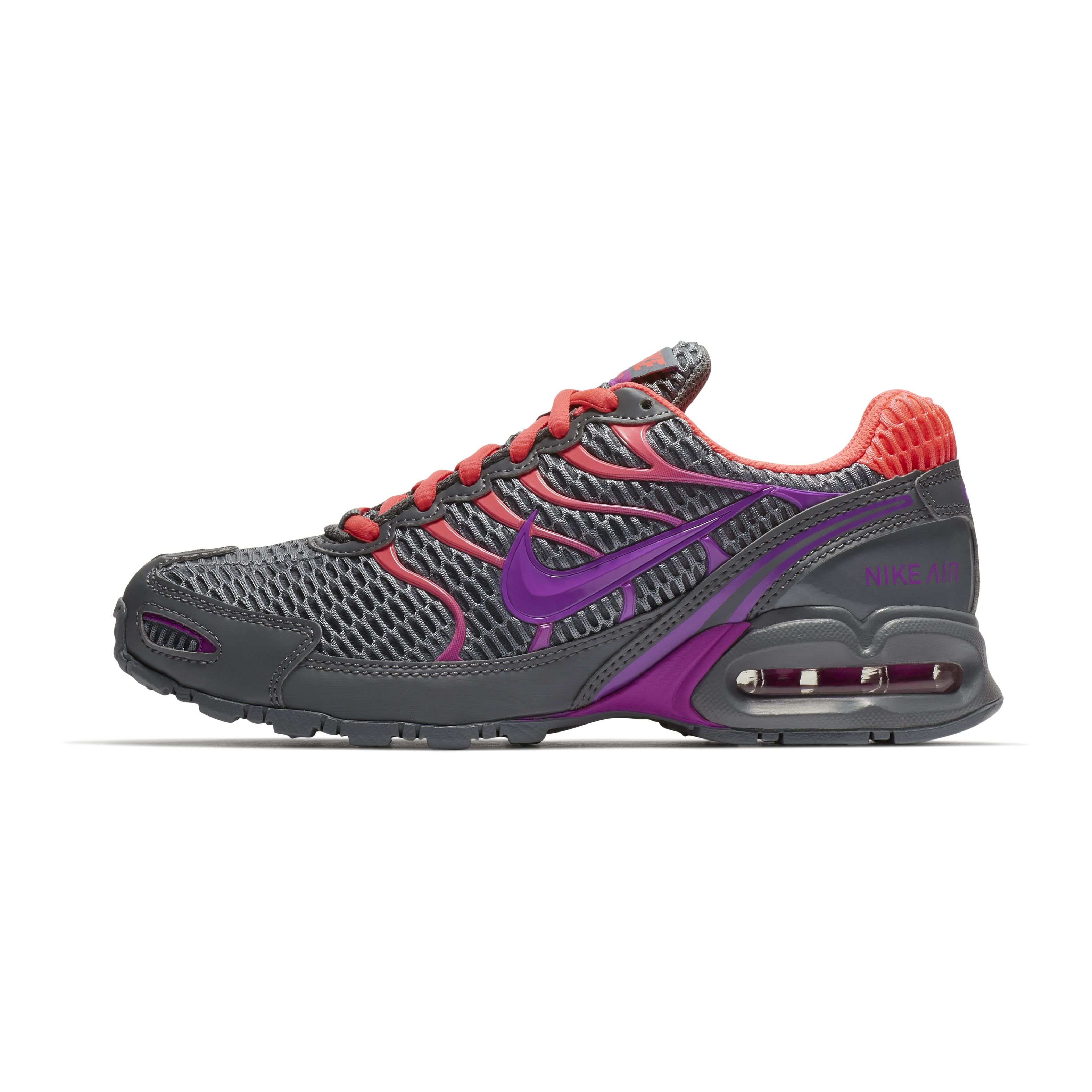 factory price a6f24 626db Womens Nike Air Max Torch 4 Runner Gray Purple Pink in Gray