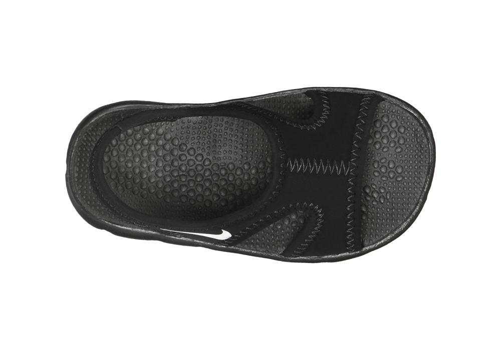 2b26720489bbd5 Infant Boys Nike Sunray 9 Sandal Black in Black