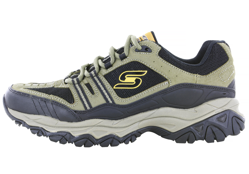 Skechers Afterburn M Fit Training Shoes Pebble Black