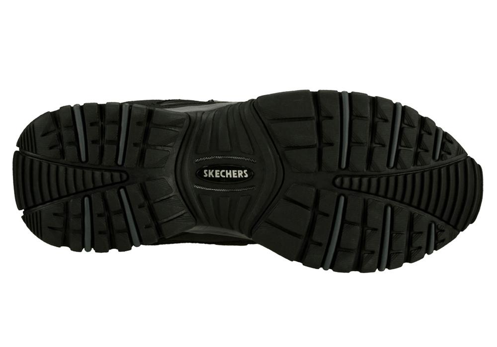 Carga Aerodinámica Zapato Deportivo Skechers Hombres - Negro xAUCraIGBY