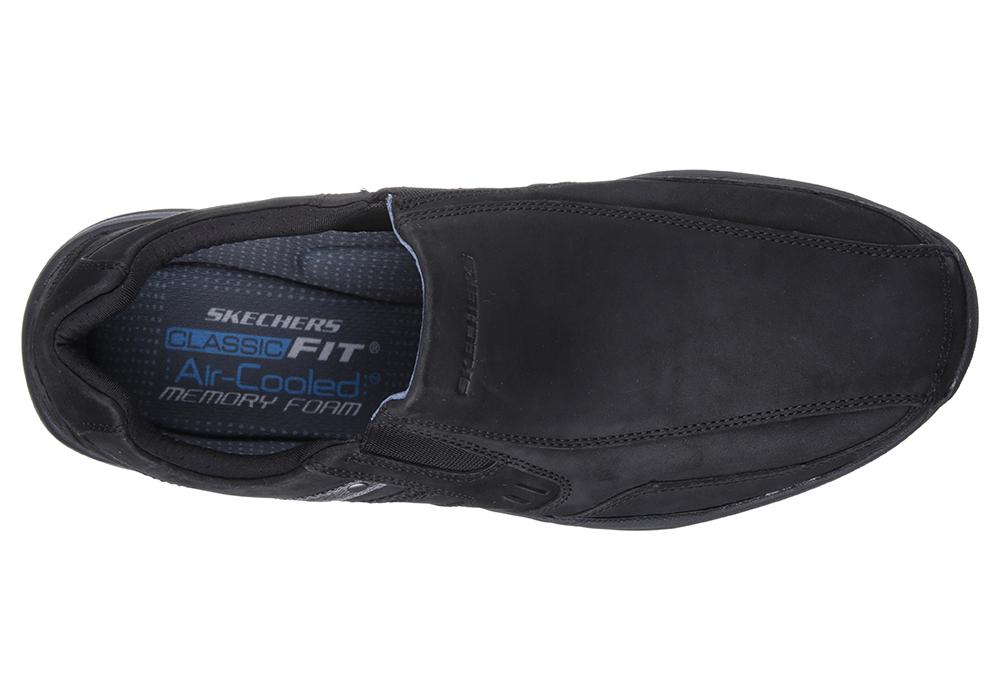 Skechers Black Bike Shoes Womens