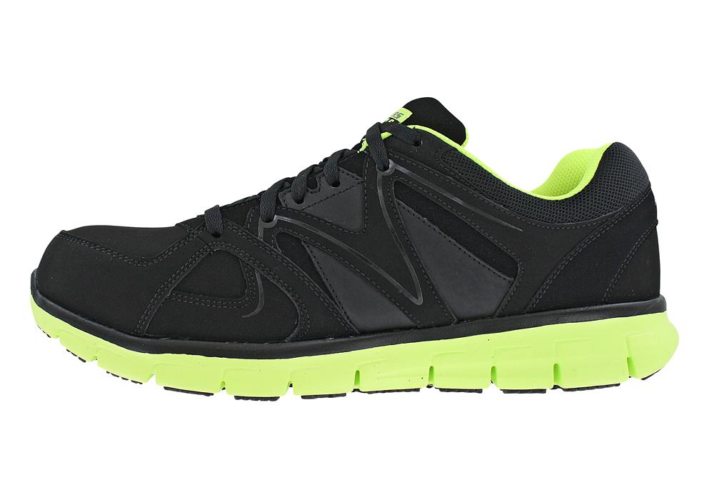 Mens > Industrial Shoes > Safety Toe > Mens Skechers Work Steel Toe S