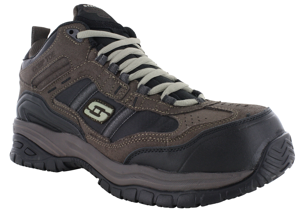 Skechers Composite Toe Shoes Womens