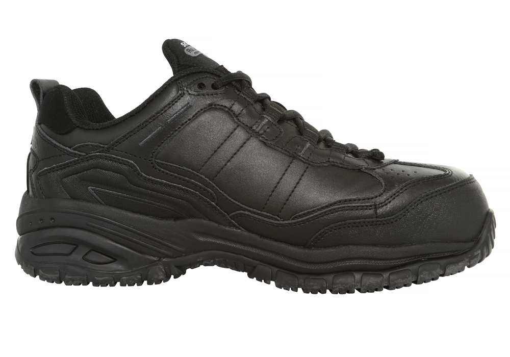Mens Skechers Work Composite Toe Slip Resistant Chatham