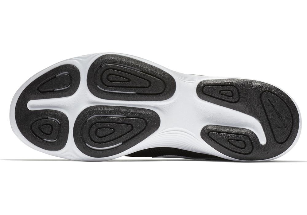 35fa7f7e923 Womens Nike Revolution 4 Runner Black White in Black