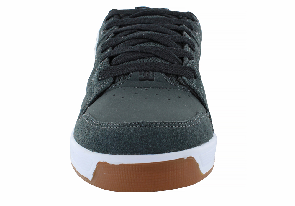 Mens > Athletic > Skate > Mens DC Shoes Sceptor SD Skate Gray