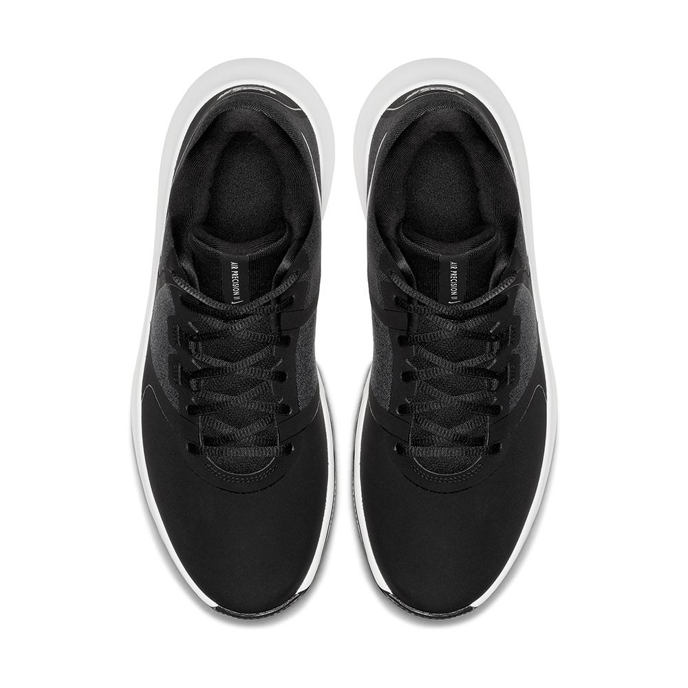 best website d0ba5 c2cc5 Mens Nike Air Precision II NBK Basketball BlackWhite in Black