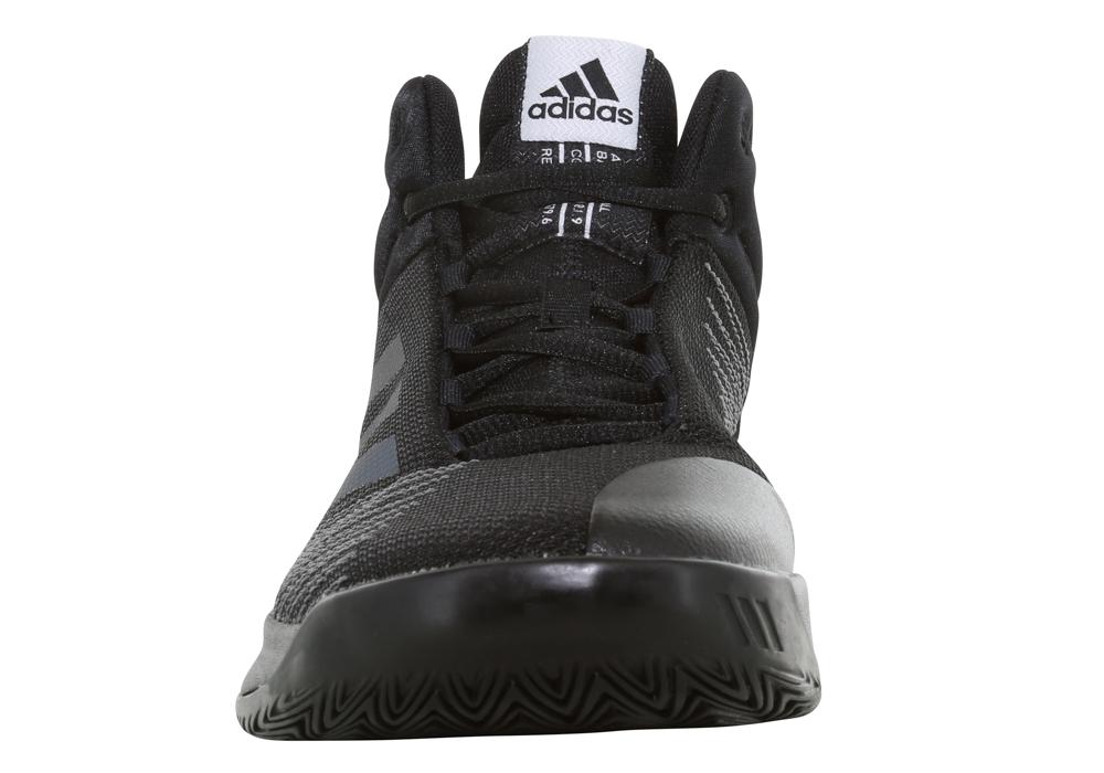 best service de3ef a95f2 Mens Adidas Explosive Ignite 2018 Basketball Black in Black