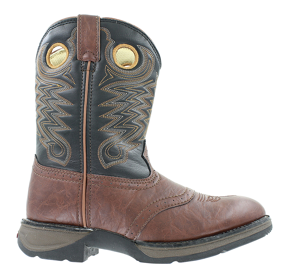 Boys Durango Cowboy Boot Brown