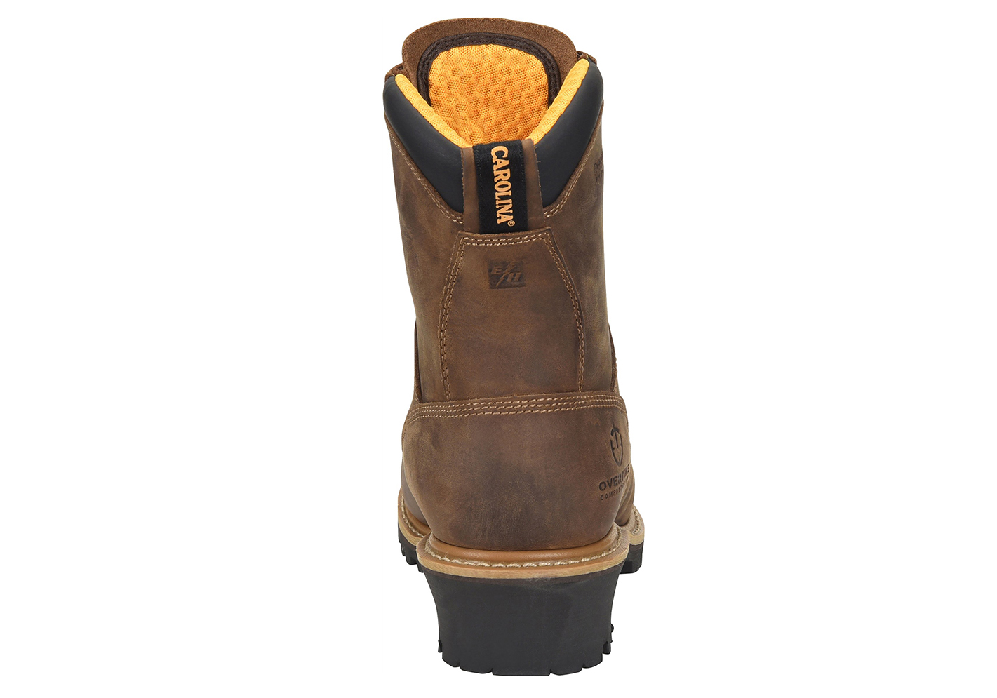 Mens Carolina 8 Waterproof Insulated Composite Toe Poplar