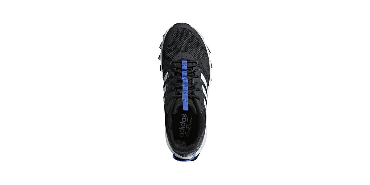 820df7c7f5cb Men s Adidas Rockadia Trail Runner Black Blue White
