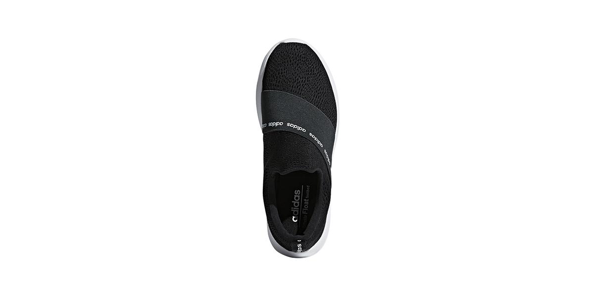 quality design f1249 375d9 Womens Adidas CF Refine Adapt Slip-on BlackWhite