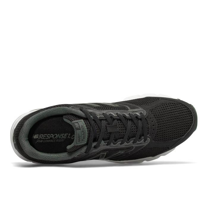 Mens New Balance 460v2 Tech Ride Runner Black/Green