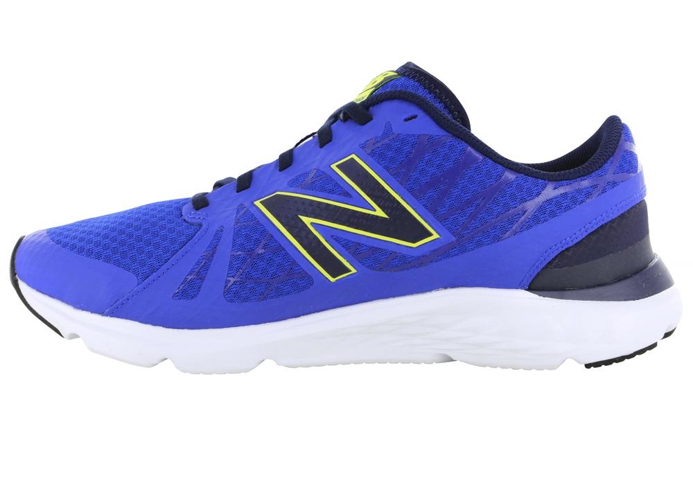 Mens New Balance 690 Fitness Runner Blue/Green