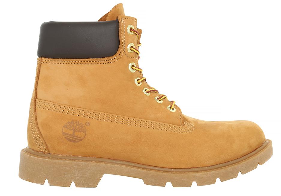 Mens Timberland Icon 6 Quot Plain Toe Waterproof Boot Wheat