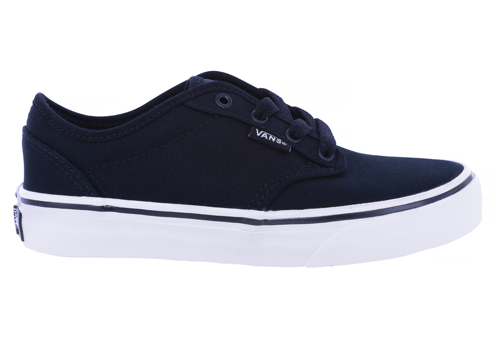 Mens Vans Atwood Canvas Navy White