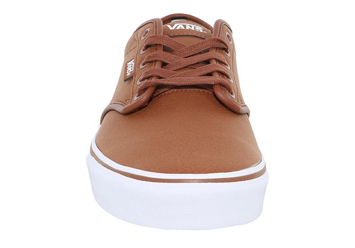 vans atwood shoes beige brown