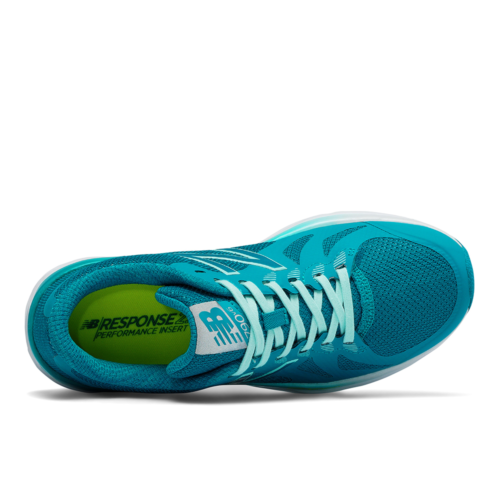 Womens New Balance 790 Speed Ride Runner Aqua/Teal in Blue