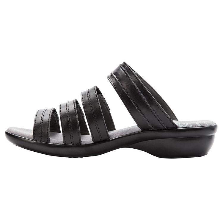 Aurora Plum Propet Slide Womens Sandal MUVqpSzG
