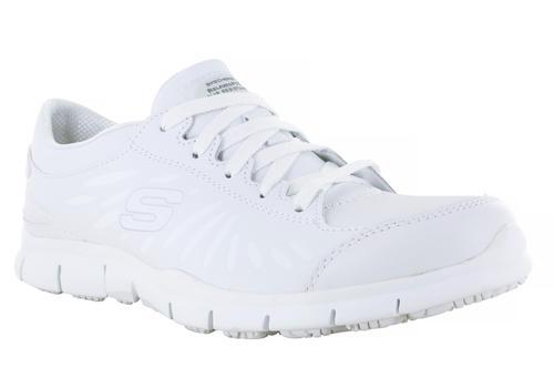 Zapatos Skechers Mujeres De Espuma De Memoria Blanca ipexA3