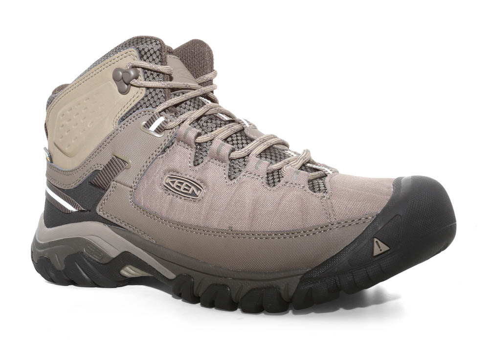 950eb027208 Mens Keen Targhee EXP Mid Waterproof Hiker Bungee Cord