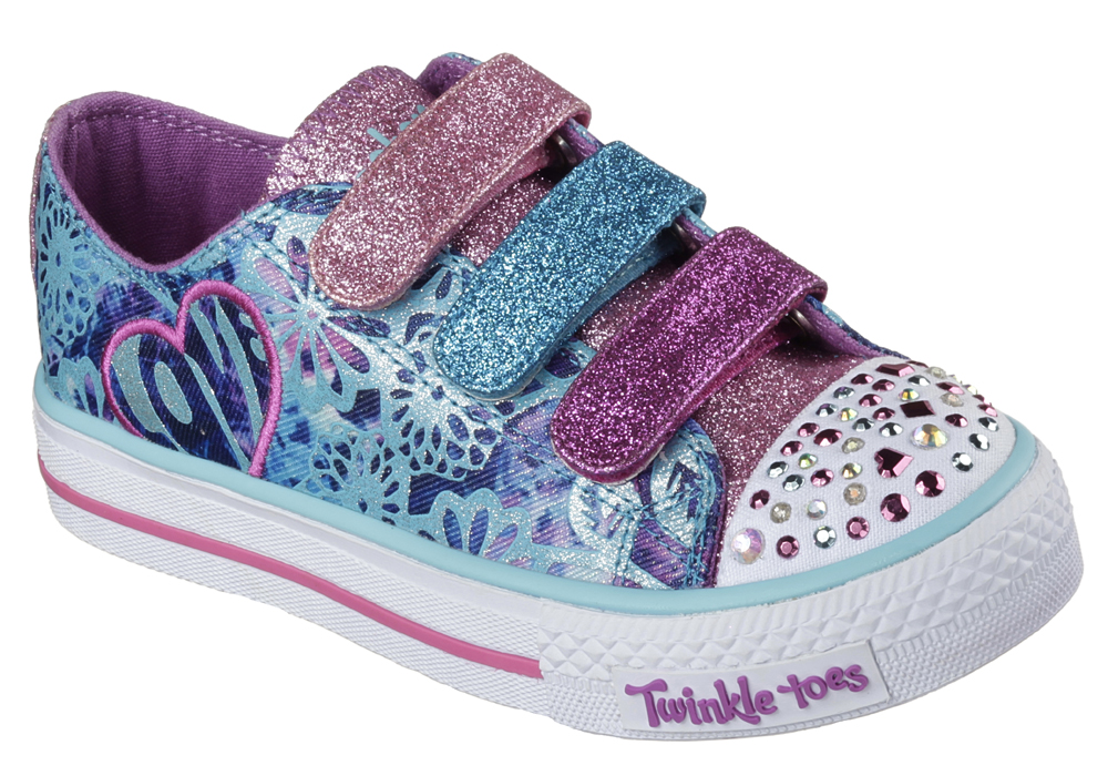Twinkle Toes Shuffles Sweet Spirit Girls Shoes