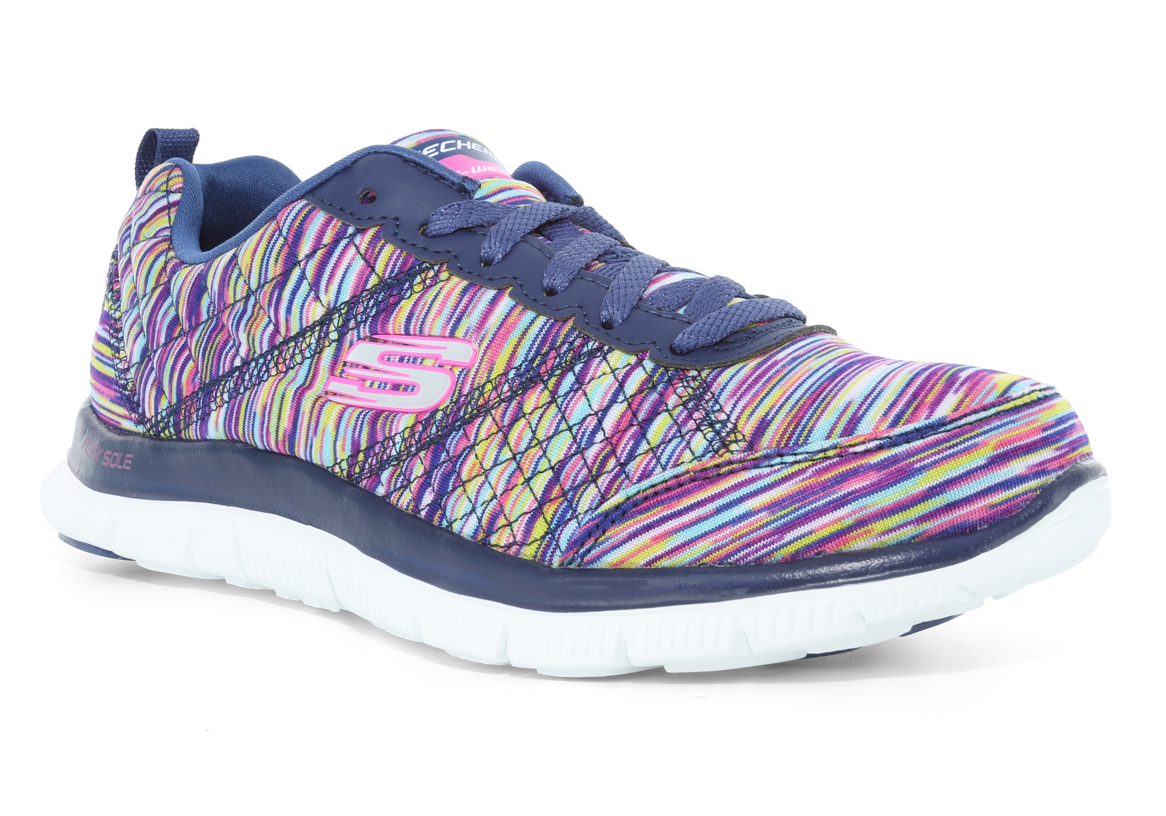 Womens > Athletic Shoes > Running > Womens Skechers Sport Flex Appeal ...