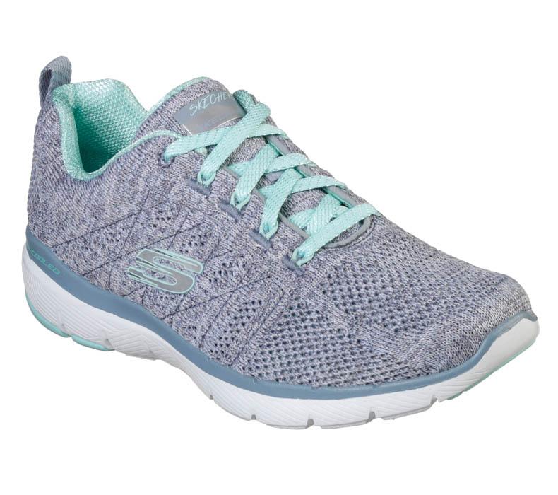 chaussure footing flex appeal skechers