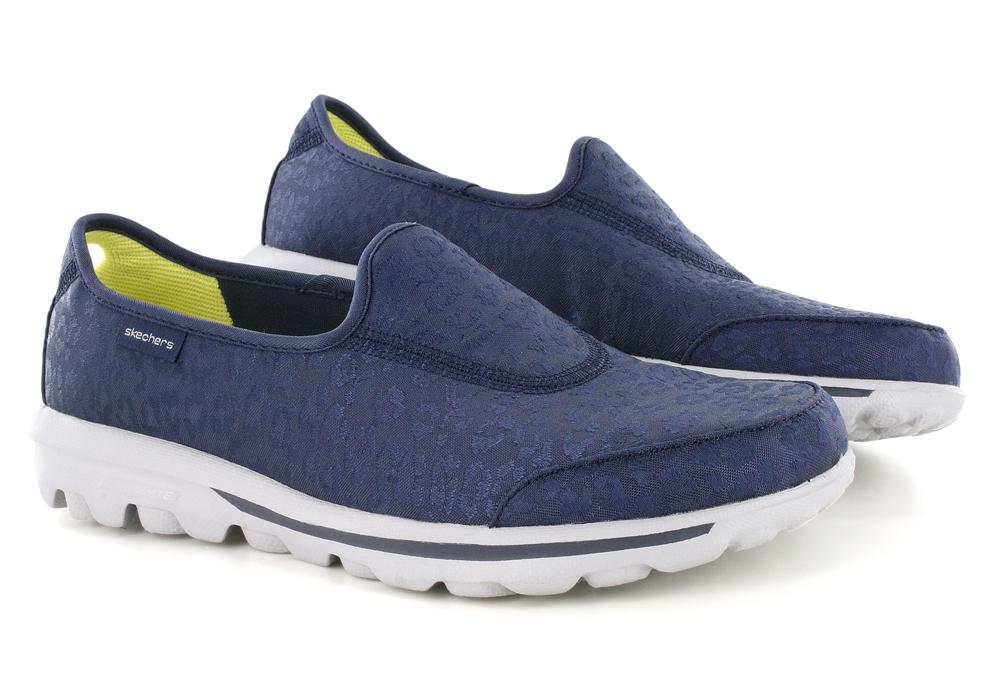blue go walk skechers