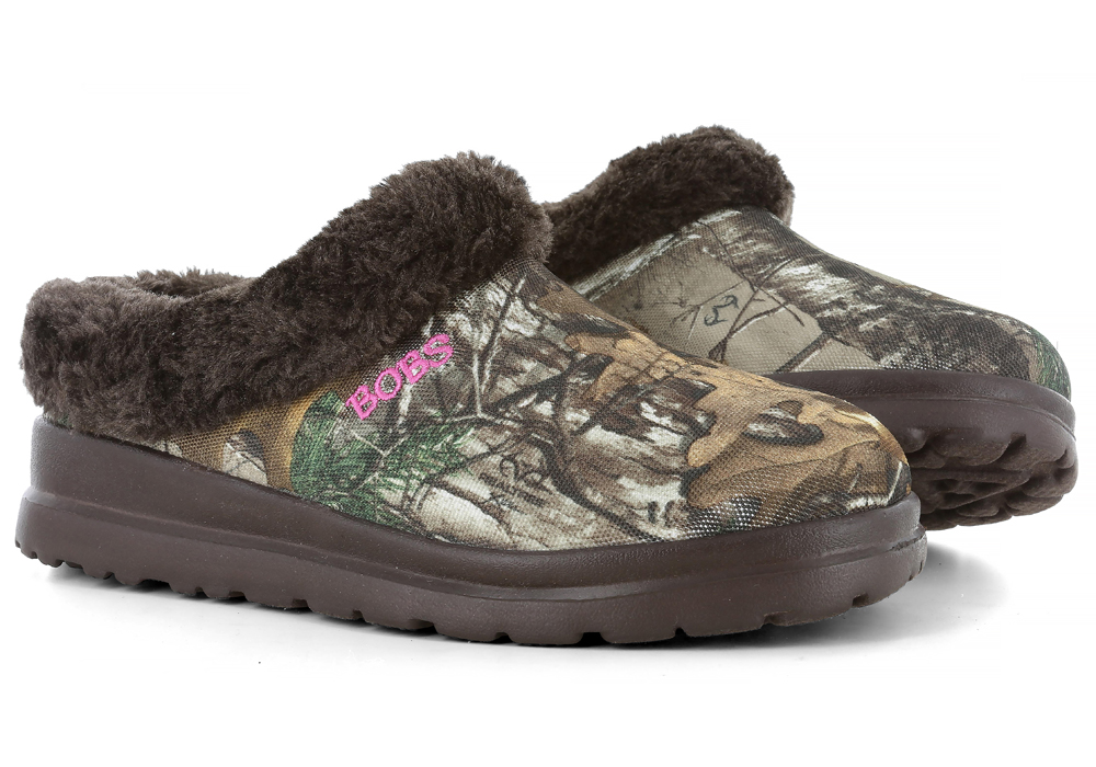 FXR Slip-on Camouflage Womens Boots - Shoes - Womens - Casual
