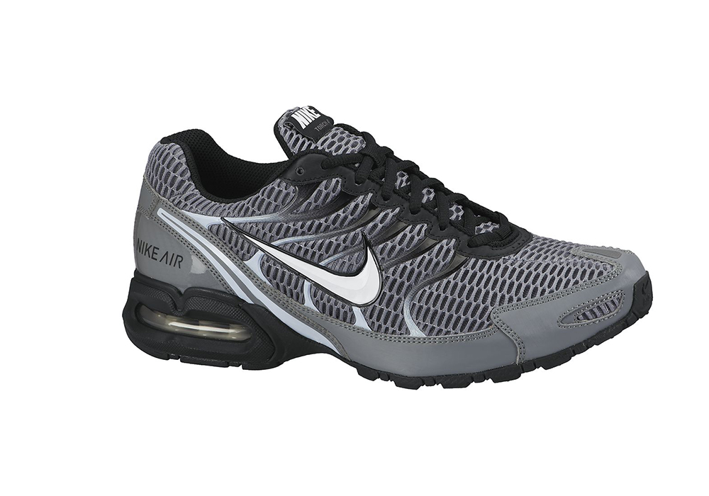 b9afef48d0 Mens Nike Air Max Torch 4 Runner Gray/Silver in Gray
