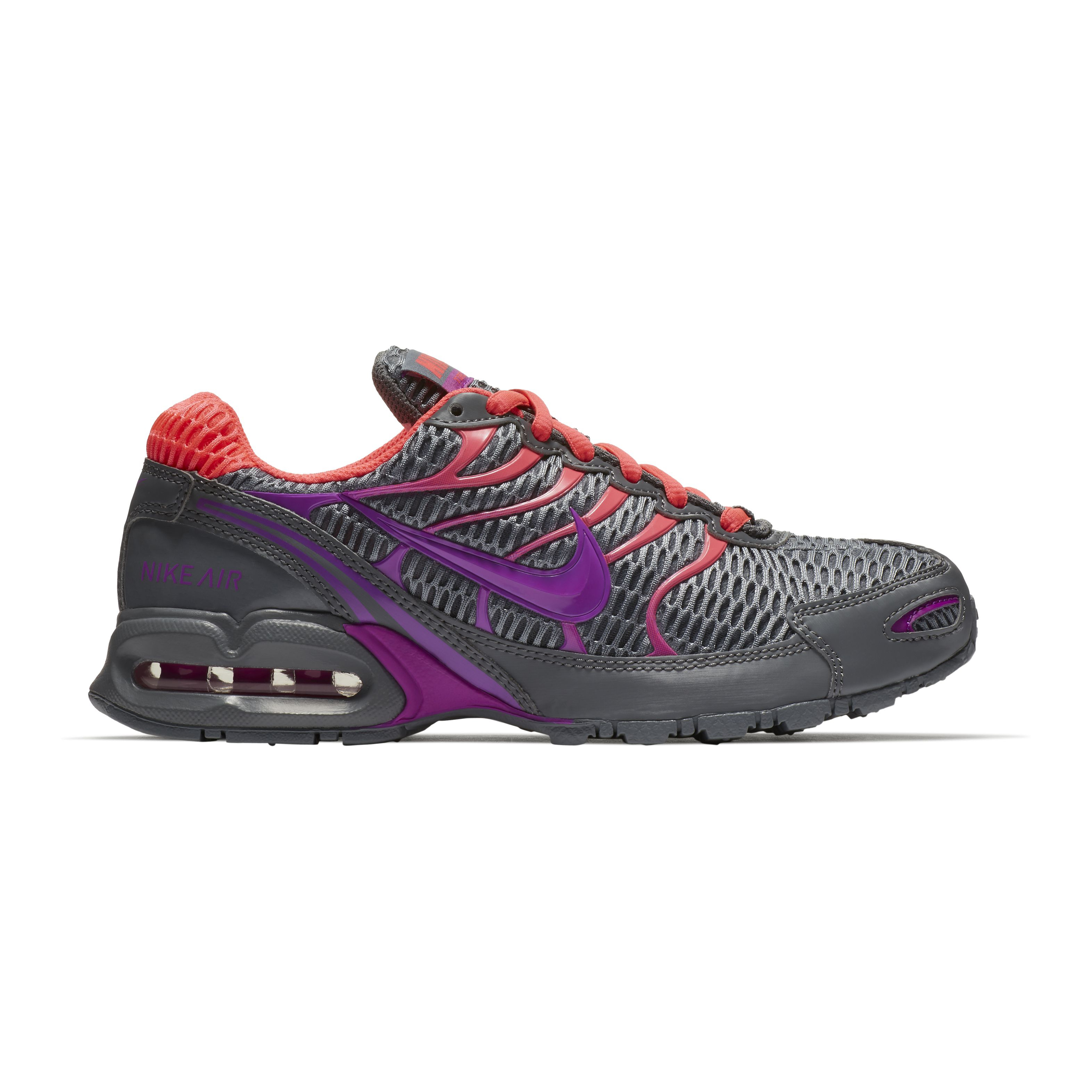 7aa30e6eaeb415 Womens Nike Air Max Torch 4 Runner Gray Purple Pink in Gray