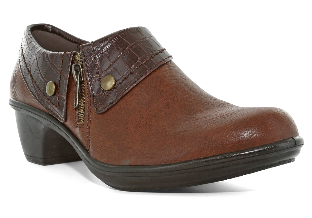Womens Easy Street Darcy Slip On Brown