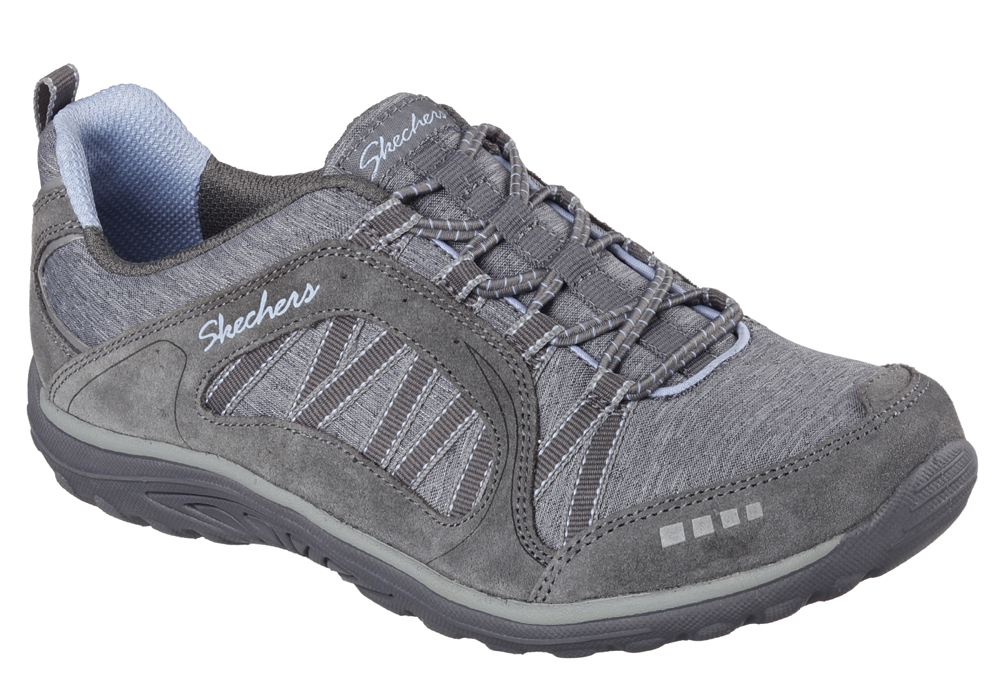 skechers reggae mens grey